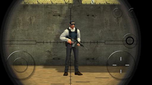 Sniper Mission Escape Prison