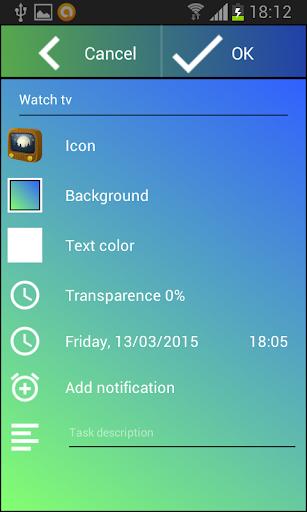 Add Reminder screenshot 3
