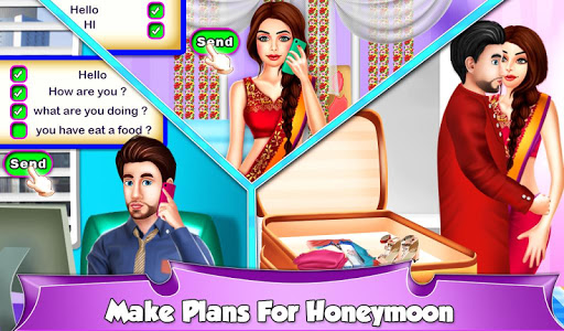 Indian Wedding Honeymoon Part3 1.0.5 screenshots 2