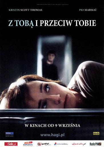Przód ulotki filmu 'Z Tobą I Przeciw Tobie'