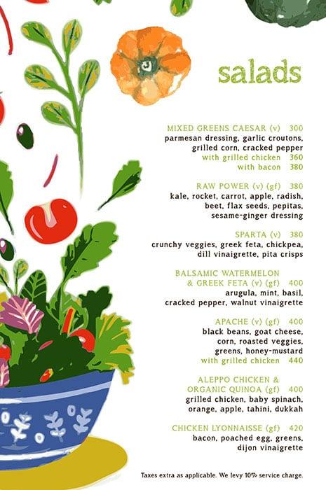 Jamjar Diner menu 7