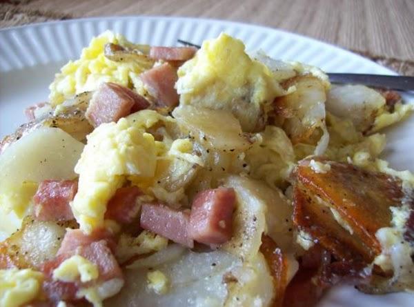 Poorman's Breakfast Skillet Recipe
