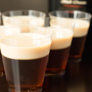 Irish Car Bomb Jello Shots