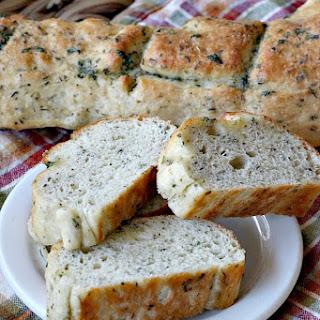Garlic Herb French Bread.