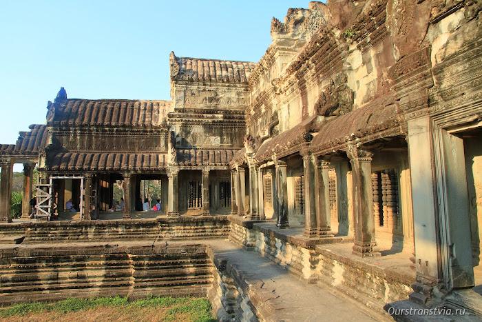 Комплекс Ангкор Ват, Сием Рип