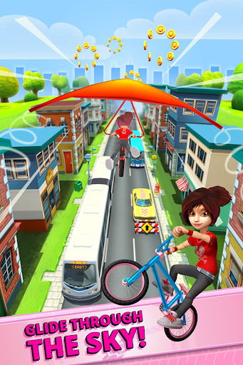 Bike Race - Bike Blast Rush  screenshots 3
