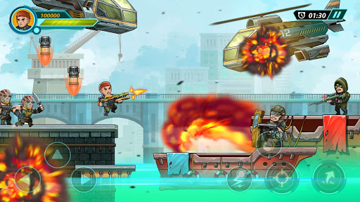 Phantom Squad: Metal Shooter Soldier 1.1 screenshots 3