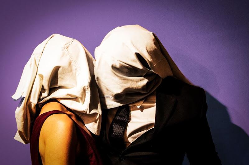 Gli Amanti - Magritte di cristiandragophoto