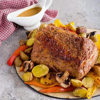 Dry Spice Rub For Roast Beef Recipes.