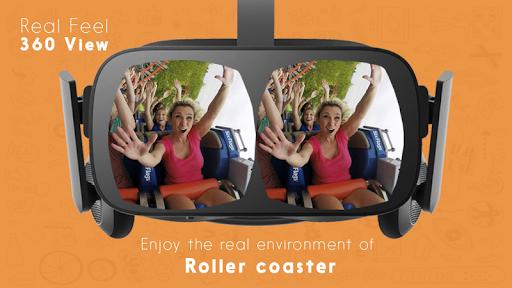 Roller Coaster 360 VR 1 de.gamequotes.net 1