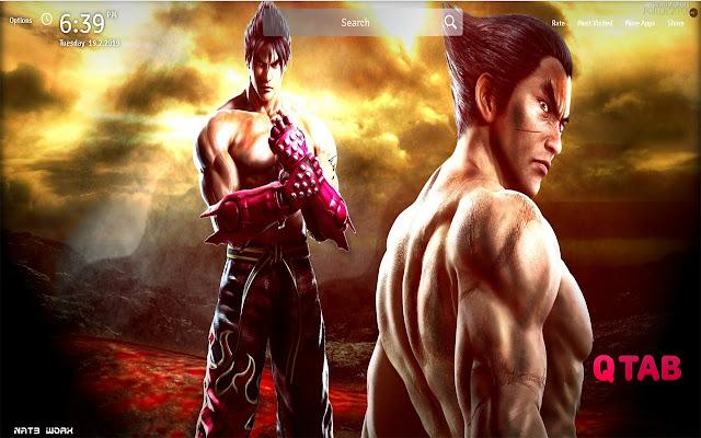 Tekken Tag Tournament Wallpapers New Tab