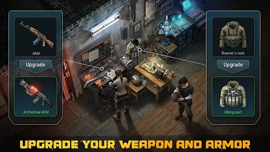 Dawn of Zombies Survival Apk Mod Free Craft + God Mod 5