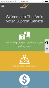 Voter Support Service- screenshot thumbnail