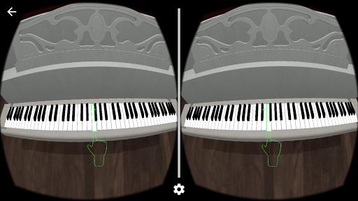 玩免費模擬APP|下載3D Piano VR for Cardboard app不用錢|硬是要APP