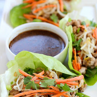 The Best Ever Pork Lettuce Wraps!.