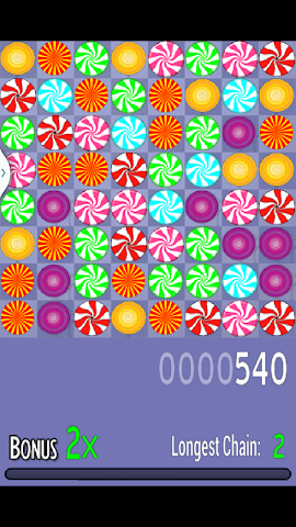 android Candy Mania Deluxe Screenshot 2