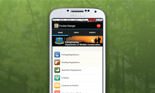 Ok fishing hunting guide android apps on google play for Utah hunting and fishing mobile app