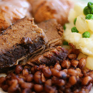 Fajita BBQ Beef Brisket