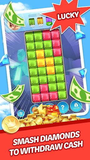 Lucky Diamond u2013 Jewel Blast Puzzle Game to Big Win  screenshots 5