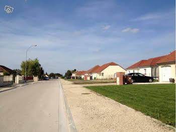 Terrain à bâtir 1637 m2