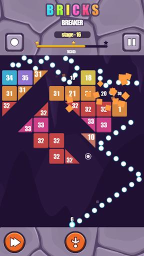 Balls Bricks Breaker - Puzzle Challenge 1.0.1 screenshots 2