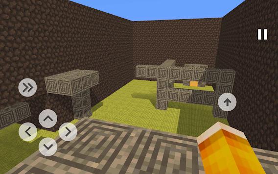 Blocky Parkour 3D
