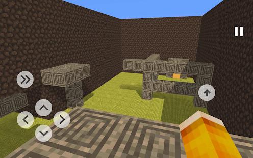 Blocky Parkour 3D kostenlos spielen