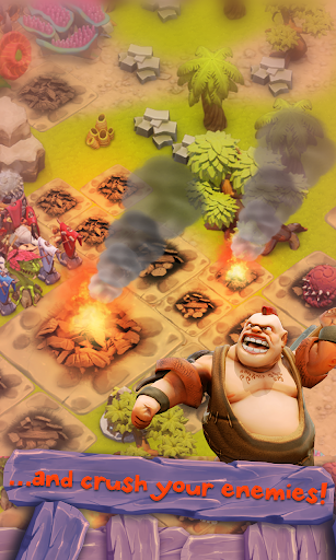 Code Triche Age of Cavemen APK MOD screenshots 5