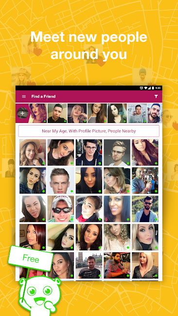 #7. Waplog Chat & Free Dating (Android)