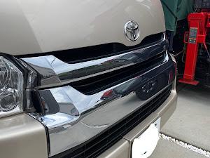 ハイエース スーパーロング  ファインテックツアラー  4WDのカスタム事例画像 たかしさんの2019年06月12日16:04の投稿