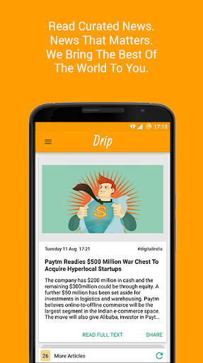 Drip - Short News SmartNews