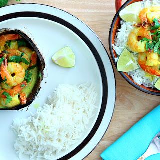 Coconut Shrimp Curry.