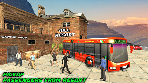 Bus Robot Transforming Game - Passenger Transport 1.1 screenshots 6