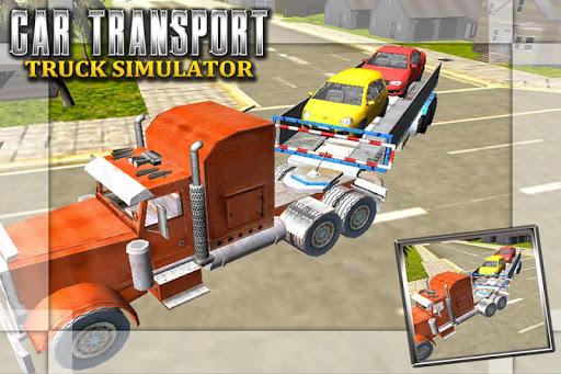 Car Transpor 自動車輸送トラックシミュレータ