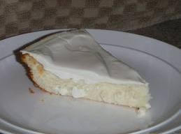 Impossible  Cheesecake Recipe