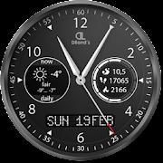 Diland's companion HD watch face