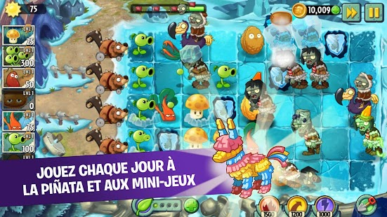 Plants vs Zombies 2 Free Capture d'écran