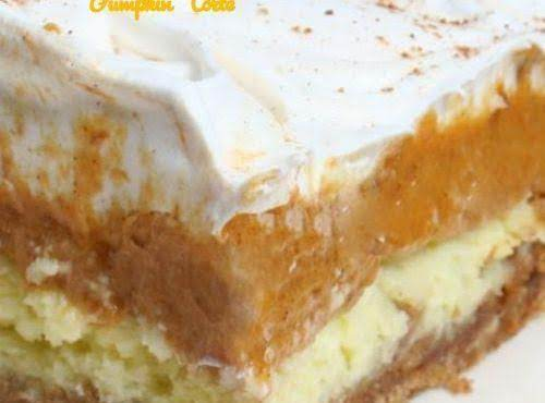 Pumpkin Torte Recipe
