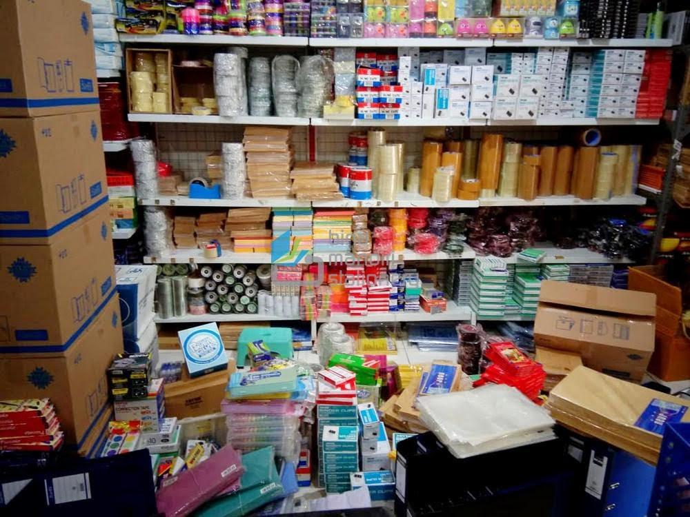 Bisnis Franchise Usaha Stationery ATK Kantor dan Perlengkapan Sekolah Menguntungkan www.tokobinamandiri.com