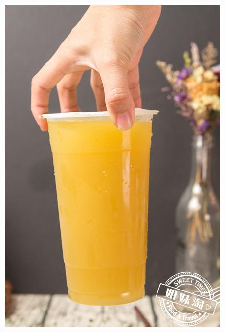 就是茶甘蔗柳橙綠