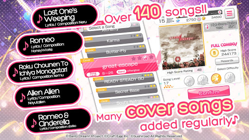 Download BanG Dream! Girls Band Party! on PC & Mac with