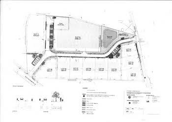 Terrain à bâtir 515 m2