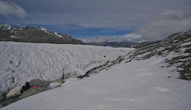 Photo: Ogilvie Glacier