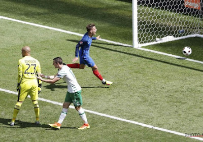 La France s'impose 2-1 contre la République d'Irlande