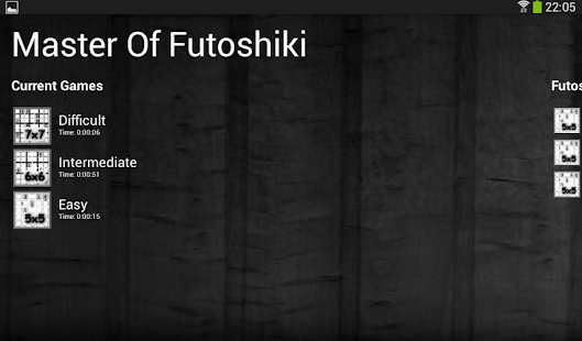 Master Of Futoshiki- screenshot thumbnail