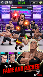 WWE Tap Mania screenshot 2