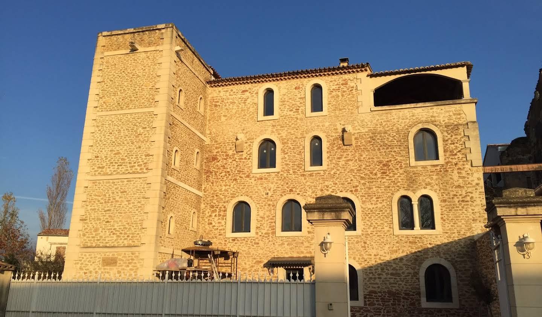 Bien atypique avec terrasse et vue panoramique Avignon