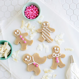 Gingerbread People Jello Shots