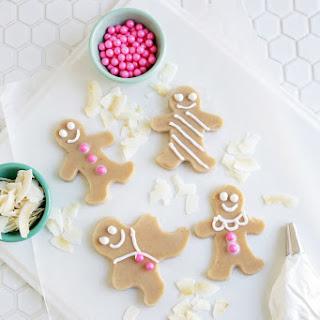 Gingerbread People Jello Shots.