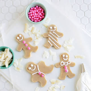 Gingerbread People Jello Shots.